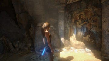 Comparativa de los modos de imagen de Rise of the Tomb Raider en Xbox One X 19