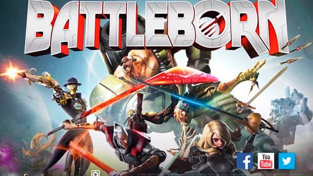 Reserva Battleborn en GAME y llévate todos estos regalos 1