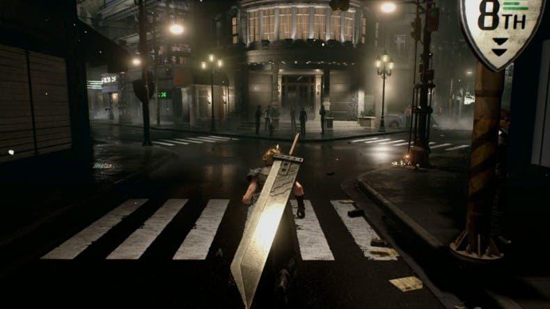 Final Fantasy VII Remake para Xbox One aparece en otra tienda 1