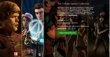 The Telltale Games Collection recibe un épico descuento en Xbox One 9