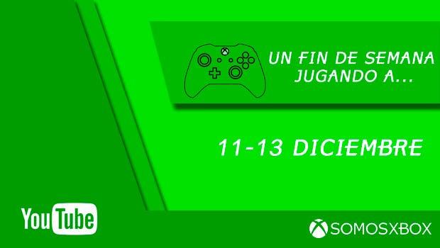 Un fin de semana jugando a… (11-13 diciembre) 1