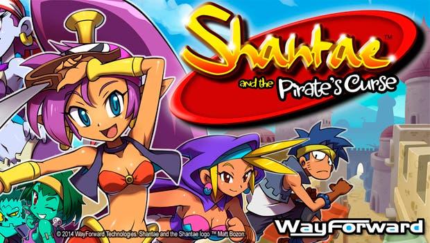 Shantae and the Pirate's Curse podría llegar a finales de marzo a Xbox One 1