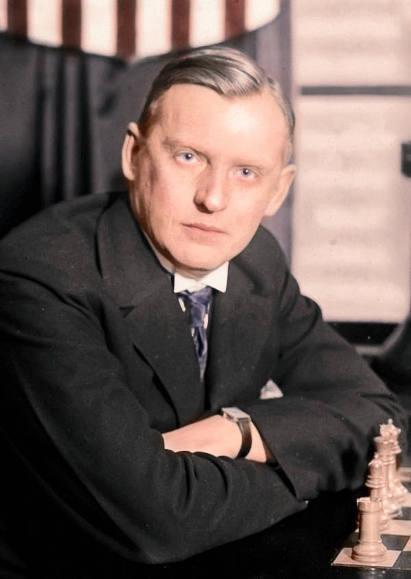 ¿Qué es Alekhine's Gun