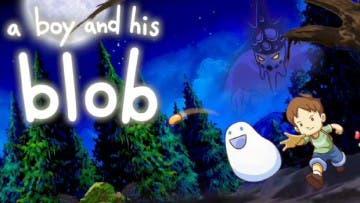 A Boy and His Blob verá la luz el 20 de enero 1