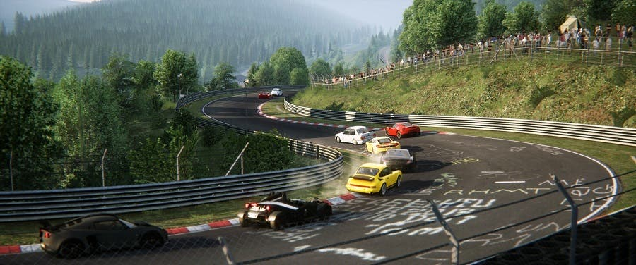 Assetto Corsa Dream Pack screen
