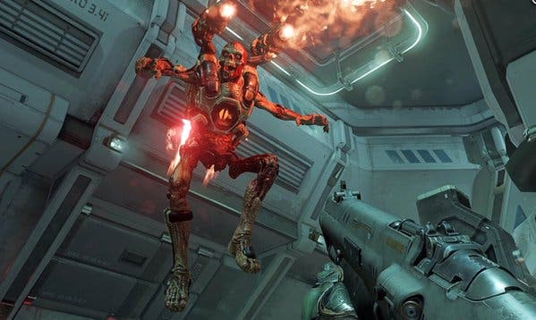 DOOM, nuevo trailer gameplay mostrando los demonios y power-ups 1