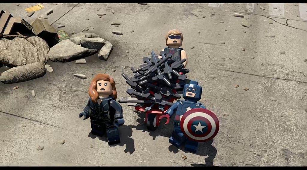 Lego Marvel AVengers (2)