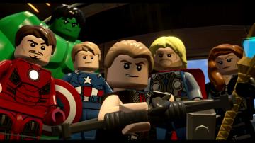 LEGO Marvel Super Heroes 2 recibirá un DLC de Los Vengadores: Infinity War 1