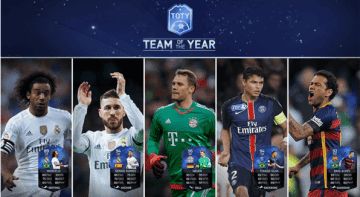 Arranca la semana del Team of the Year en FIFA Ultimate Team 8