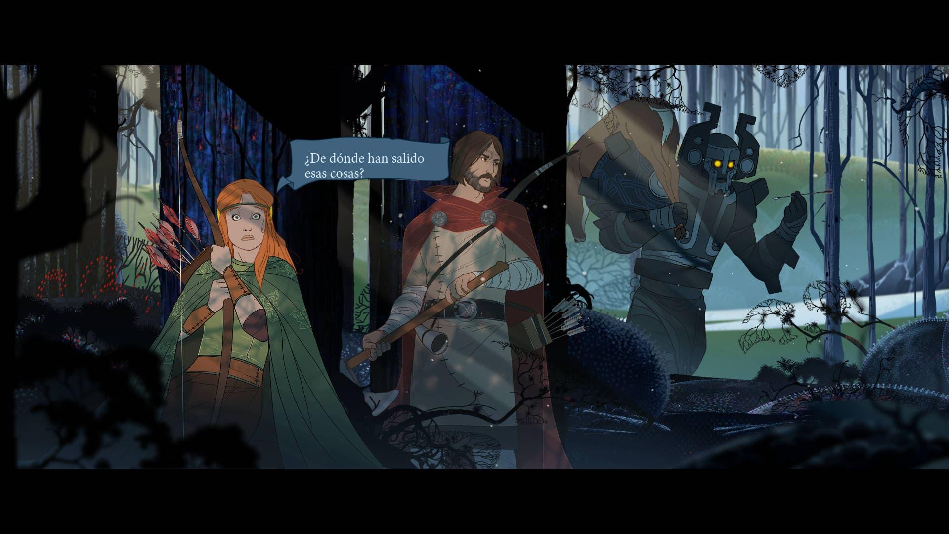 Análisis de The Banner Saga