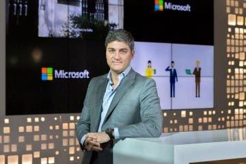 Tiago Monteiro, nuevo director de la división de Servicios de Microsoft Ibérica 5