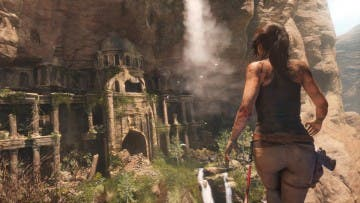 Gameplay de Rise of the Tomb Raider en Xbox One X a 4K y HDR 20