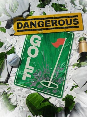 Dangerous Golf es gold para Xbox One 8