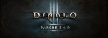La actualización 2.4 de Diablo III se adelanta a hoy 9