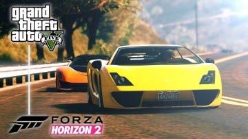 Recrean el trailer de Forza Horizon 2 en GTA V 11