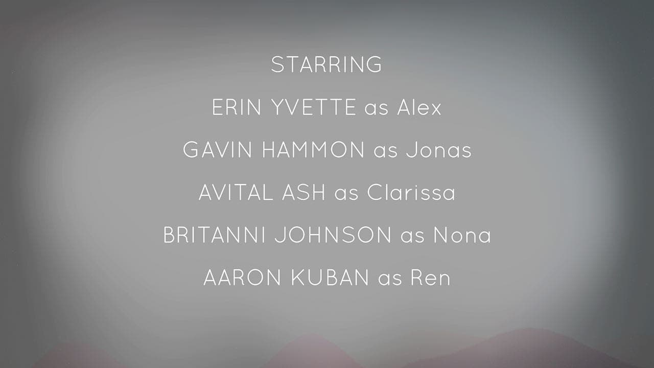 Erin, Gavin, Avital, Britanni, Aaron... gracias.