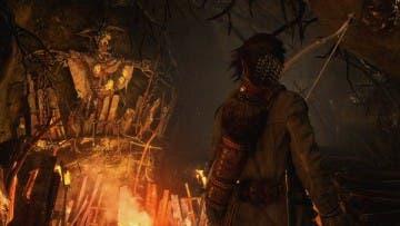 Nueva comparativa de Rise of the Tomb Raider entre PC y Xbox One, impactante 6