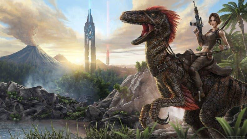 Ark Survival Evolved ya es compatible con Xbox One X, comparativa en vídeo 1