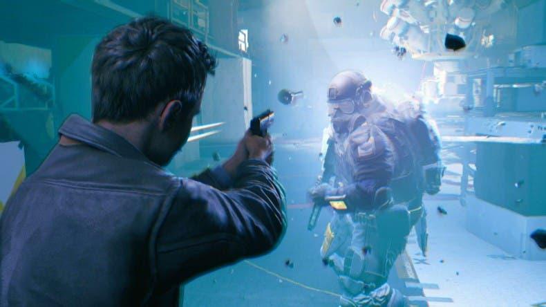 El parche de Quantum Break para Xbox One X pesa más que el propio juego 1