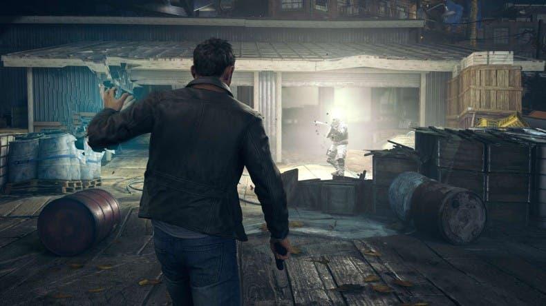 Quantum Break, gameplay en Xbox con mucha acción 1