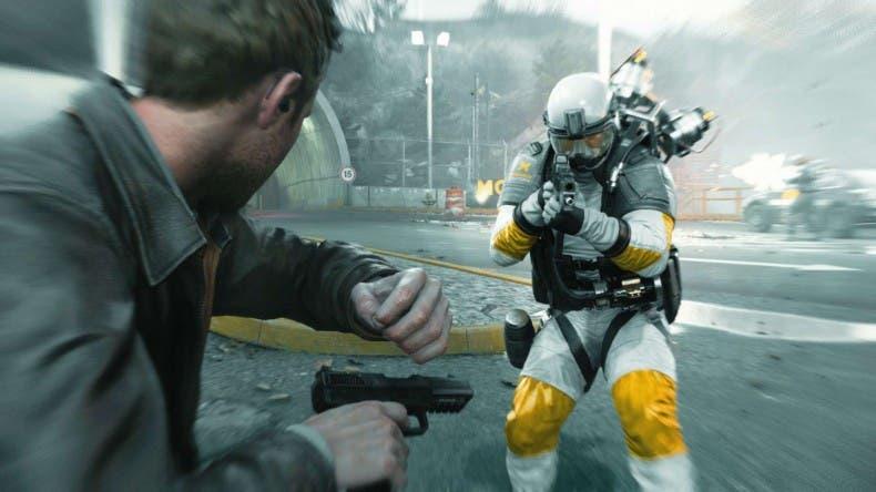 Acción a raudales en un nuevo gameplay de Quantum Break en Xbox One 1