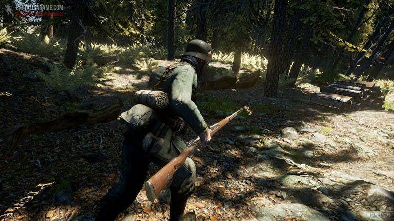 Battalion 1944 llegará de la mano de Square Enix y tenemos primeras imágenes 1