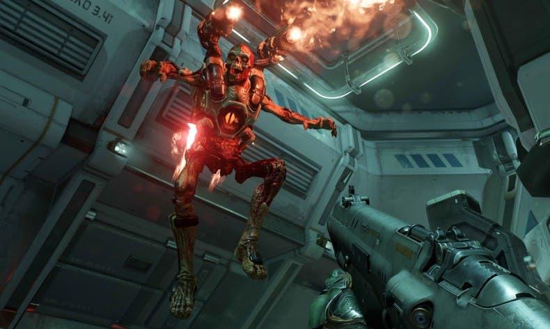 El parche de DOOM para Xbox One X llega mañana 1