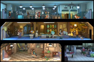Fallout Shelter, la actualización 1.4 está al caer: fabricación, barbería, salas nuevas y mucho más 4