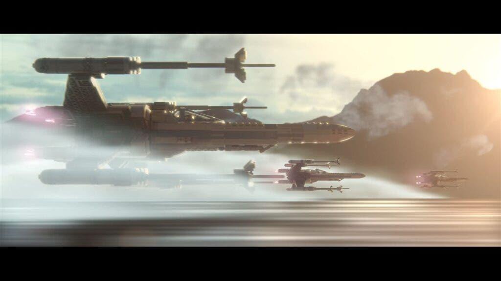Lego Star Wars La Saga Skywalker sufre un nuevo retraso