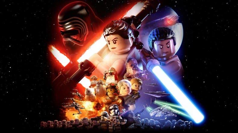 Filtrado el primer contenido descargable de LEGO Star Wars: El despertar de la fuerza 1