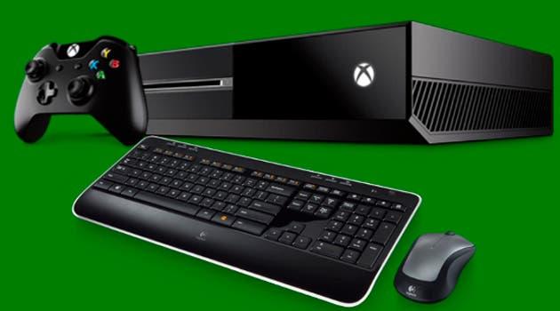 Nuevos indicios apuntan al soporte de teclado y ratón para jugar en Xbox One 1