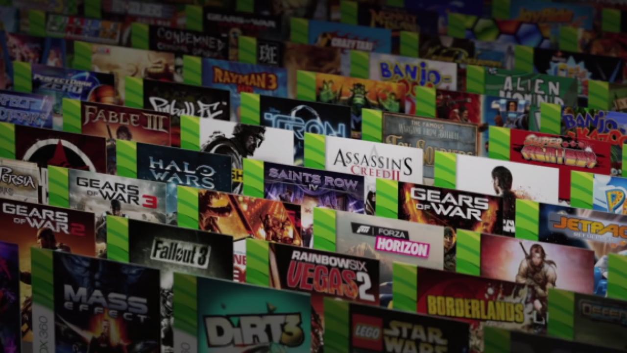 Todos los juegos retrocompatibles en Xbox One (lista