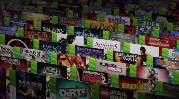 Todos los juegos retrocompatibles en Xbox One