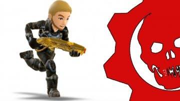 Gears of War protagonista junto a los avatares de Xbox One 1