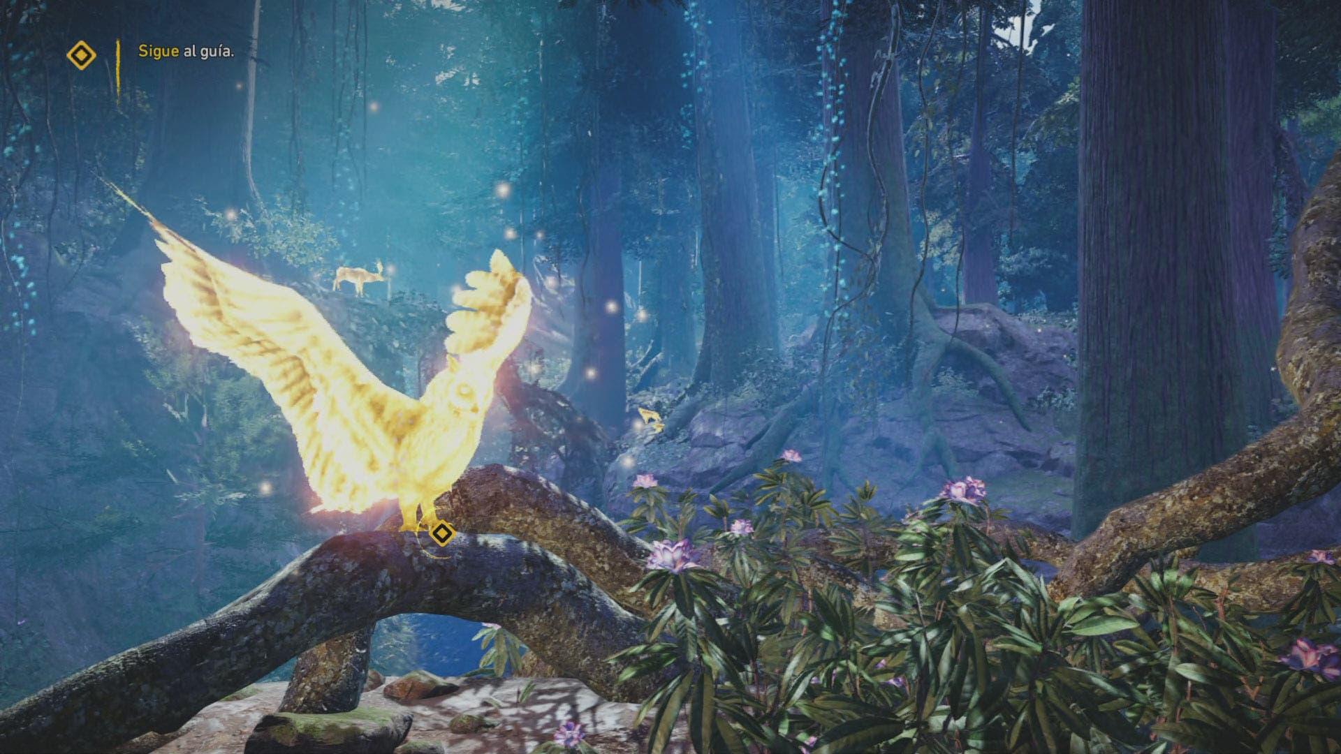 Las visiones y las aventuras de Tensay son uno de los fuertes del juego.