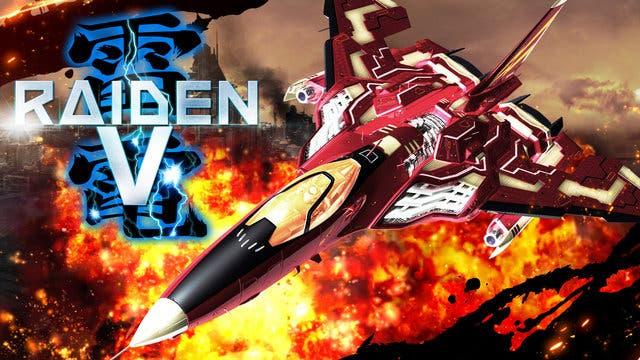 Ya disponible Raiden V en Xbox One, por fin en Europa 1