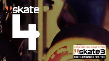 Skate 4 para Xbox One listado por una cadena sueca 5