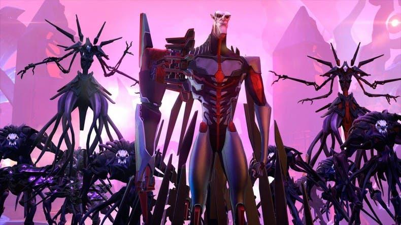 Nuevas imágenes de Battleborn mostrando héroes y villanos 1