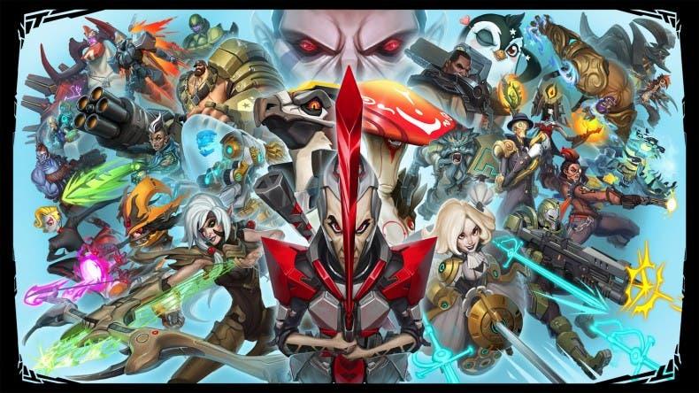 Todo lo que debemos saber sobre la beta de Battleborn 1