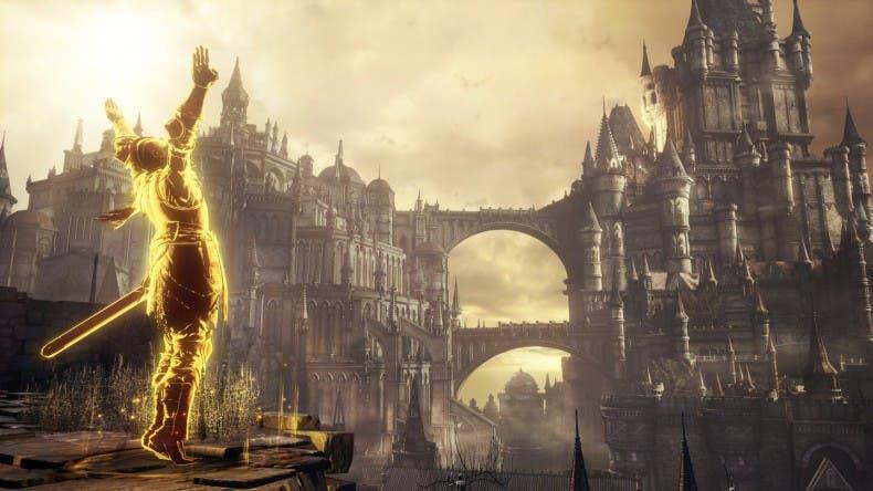 Completan Dark Souls 3 jugando con... ¡Bananas! 1