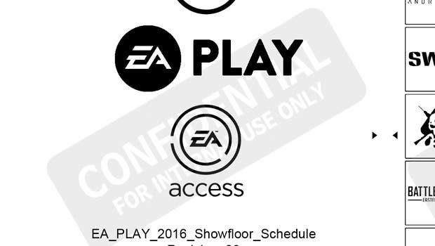Un rumor desvela los planes del EA Play 1