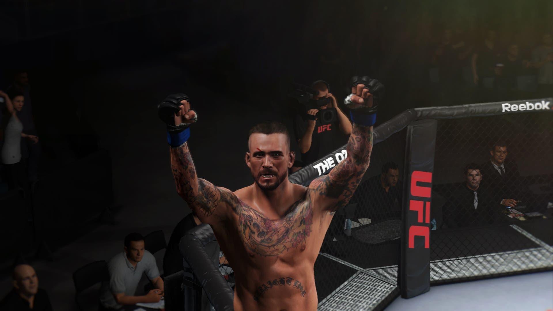 Una imagen habría permitido filtrar el desarrollo de EA Sports UFC 4 1