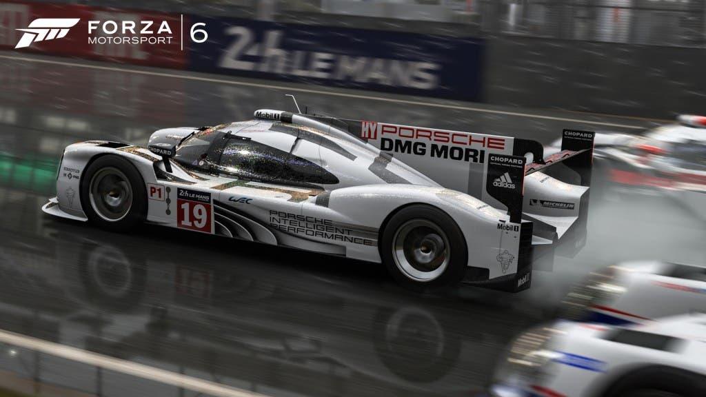 Consigue una Xbox One X y Forza Motorsport 7 siendo el mejor piloto de Forza Motorsport 1