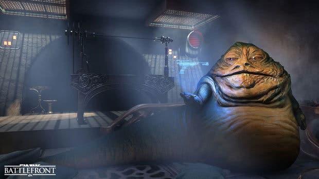 DICE arreglará los fallos de los contratos hutt en Star Wars Battlefront 1