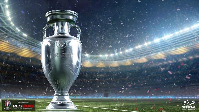 La UEFA EURO 2016 llega a Pro Evolution Soccer 2016 1