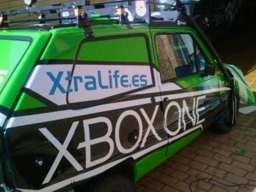 Xbox España participa en la carrera de la solidaridad Panda Raid de Marruecos 3