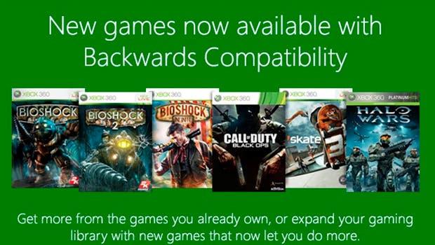 Bioshock, Halo Wars, Skate 3 y Black Ops llegan a la retrocompatibilidad 1