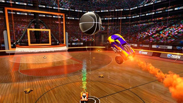 Rocket Hoops llegará en abril a Rocket League 1