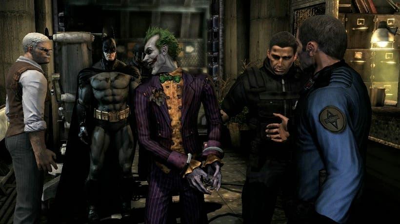 batman arkham asylum 2