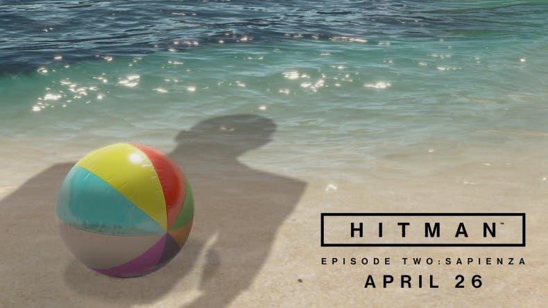 Ya sabemos la fecha de lanzamiento del Episodio 2 de Hitman, rumbo a Italia 1